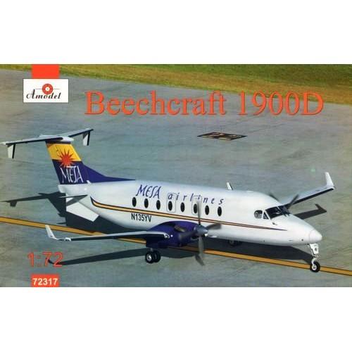 AMO-72317 1/72 Beech 1900D MESA Airlines model kit
