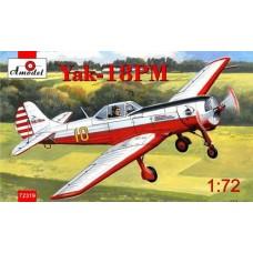 AMO-72319 1/72 Yak-18PM model kit