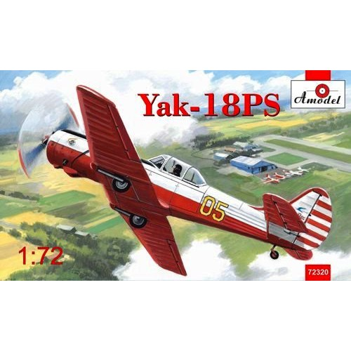 AMO-72320 1/72 Yak-18PS model kit