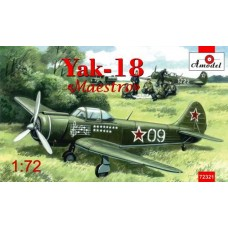 AMO-72321 1/72 Yak-18 Maestro model kit