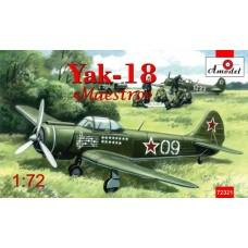 AMO-72321 1/72 Yak-18 Maestro model kit