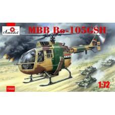 AMO-72322 1/72 MBB Bo-105GSH IRAK 1991 model kit