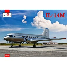 AMO-72324 1/72 IL-14M Early model kit