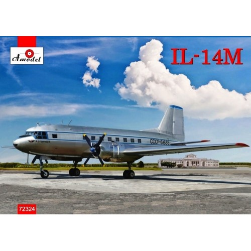 AMO-72324 1/72 IL-14M Early model kit