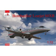 AMO-72325 1/72 Learjet-60XR Vista jet model kit