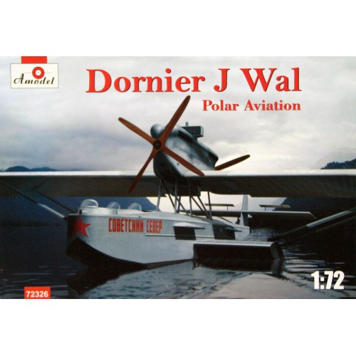 AMO-72326 1/72 Do J Wal Polar aviation model kit