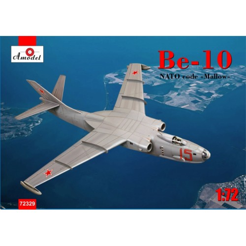 AMO-72329 1/72 Be-10 model kit
