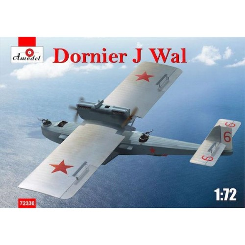 AMO-72336 1/72 Do J Wal USSR Air Force model kit