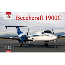 AMO-72346 1/72 Beech 1900C Falcon Express Cargo Airlines model kit