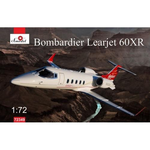 AMO-72349 1/72 Learjet 60XR model kit