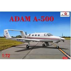 AMO-72350 1/72 Adam A500 six-passenger business class aircraft model kit