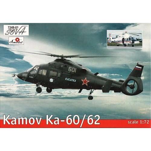 AMO-724901 1/72 Ka-60 / Ka-62