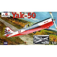 AMO-7269-01 1/72 YAK 50/50-2 model kit