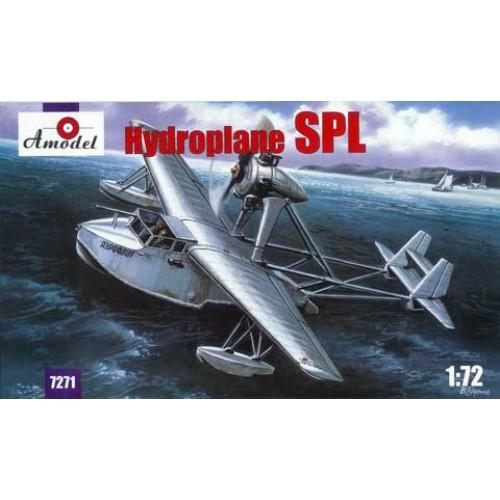 AMO-7271 1/72 SPL Soviet Hydroplane model kit
