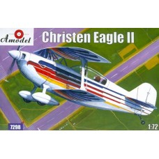 AMO-7298 1/72 Christen Eagle-II Aerobatic Aircraft model kit