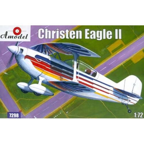 AMO-7298 1/72 Christen Eagle-II Aerobatic Aircraft model kit