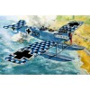 EST-72163 Eastern Express 1/72 Hansa-Brandenburg W.29 Floatplane Fighter model