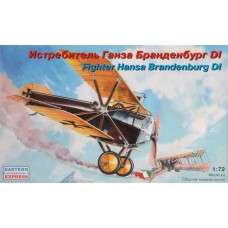 EST-72164 Eastern Express 1/72 Hansa-Brandenburg D.1 German Fighter model kit