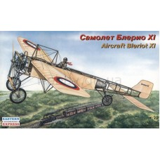 EST-72219 Eastern Express 1/72 Bleriot XI French WW1 Era Aircraft model kit