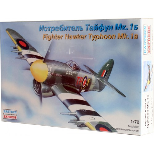 EST-72279 1/72 Hawker Typhoon Mk.1b WW2 fighter-bomber model kit