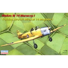 EST-72288 1/72 Miles M14 Magister I pre-WW2 training aircraft model kit