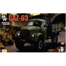 MWH-7218 1/72 GAZ 63 model kit