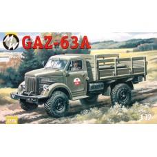 MWH-7226 1/72 GAZ 63 A model kit