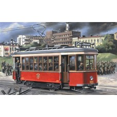 "MWH-7230 1/72 Tram car ""X"" model kit"