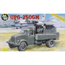 MWH-7235 1/72 UPG-250 (airhydraulic on the chassis of GAZ-51) model kit