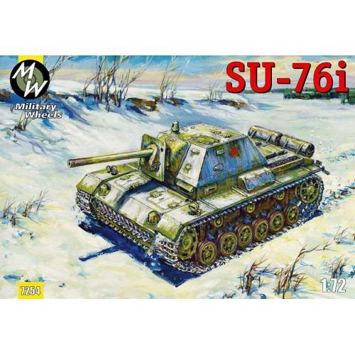 MWH-7254 1/72 Su-76i model kit