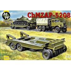 MWH-7260 1/72 CHMZAP model kit