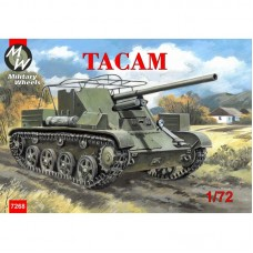 MWH-7268 1/72 TACAM model kit