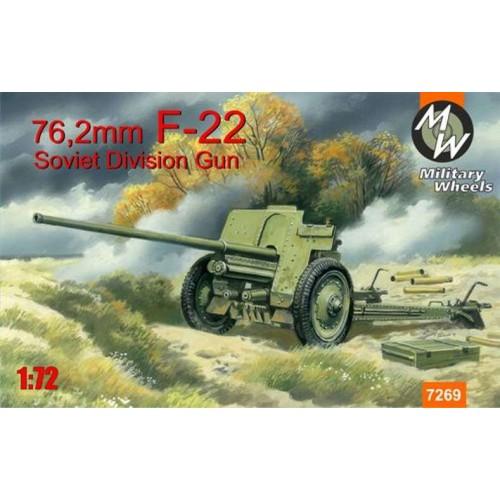 MWH-7269 1/72 F-22 model kit
