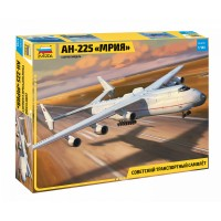 ZVD-7035 1/144 Antonov An-225 Mriya Super-Heavy Transport Jet Aircraft model kit ....... DISCOUNT 10% ! .... SALE !