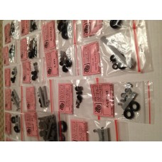 Incredible wide collection of rubber tyres for aircraft model kits (with resin rims)